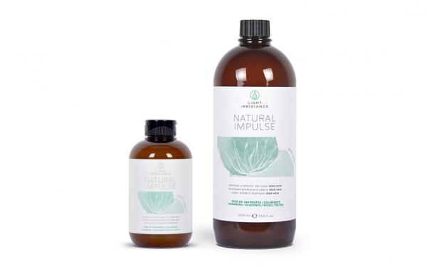 shampoo natural impuls aloe vera