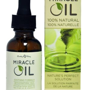 Miracle Oil Earthly Body