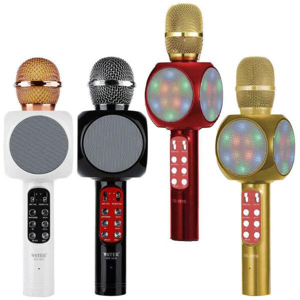 Colori Microfono cambia voce
